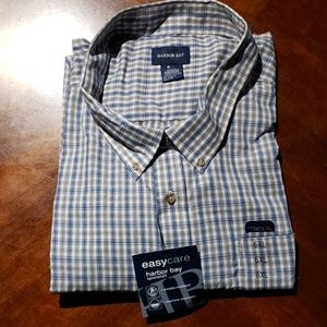 Harbor bay botton up shirt